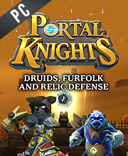 Portal Knights Druids, Furfolk, and Relic Defense