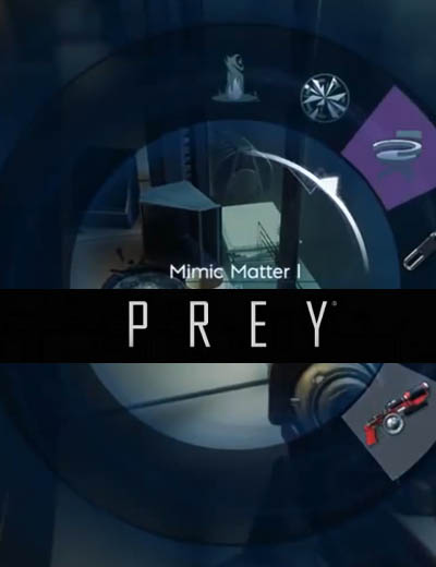 "Presenting The Amazing Prey ""Mimic Matter"" Ability"