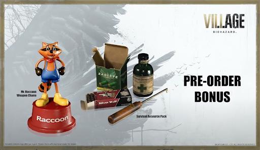 Resident Evil Village Preorder Bonus