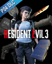 RESIDENT EVIL 3 All In-game Rewards Unlock