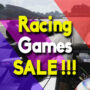 Best Sales for the top Racing Games (PC, PS4, Xbox One)