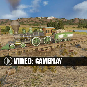 Railway Empire Gameplay Video