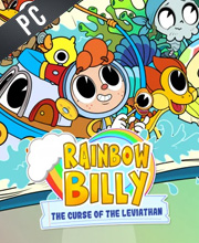 Rainbow Billy The Curse of the Leviathan