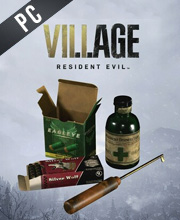 Resident Evil Village Survival Resources Pack