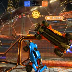 Rocket League - gameplay