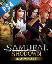 SAMURAI SHODOWN SEASON PASS 3