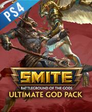 SMITE Ultimate God Pack Bundle