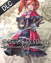 SOULCALIBUR 6 DLC4 Amy
