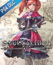 SOULCALIBUR 6 DLC4 Amy