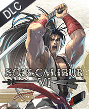 SOULCALIBUR 6 DLC9 Haohmaru