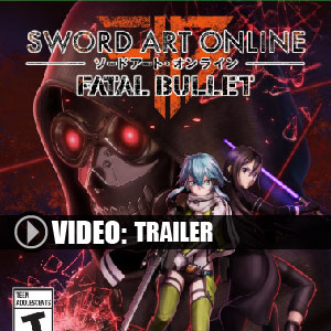 SWORD ART ONLINE Fatal Bullet Digital Download Price Comparison