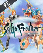 SaGa Frontier Remastered