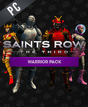Saints Row The Third Warrior Pack