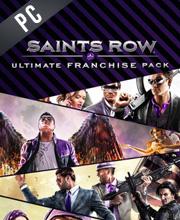 Saints Row Ultimate Franchise Pack