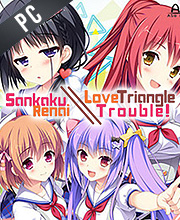 Sankaku Renai Love Triangle Trouble