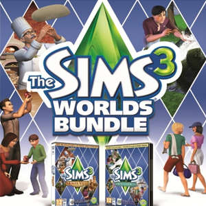 Buy Sims 3 Worlds Bundle Digital Download Price Comparison