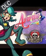 Skullgirls Annie