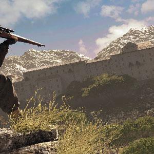 Sniper Karl Fairburne