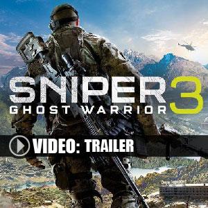Sniper Ghost Warrior 3 Digital Download Price Comparison