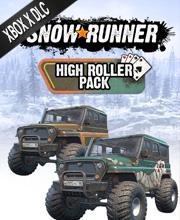 SnowRunner High Roller Pack