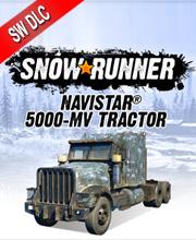 SnowRunner Navistar 5000-MV Tractor