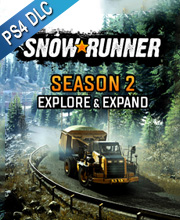 SnowRunner Season 2 Explore & Expand
