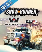 SnowRunner Western Star 49X