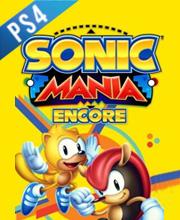 Sonic Mania Encore DLC