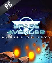 Space Avenger Empire of Nexx
