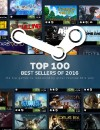 Steam's Best Selling Games Of 2016 Are Revealed