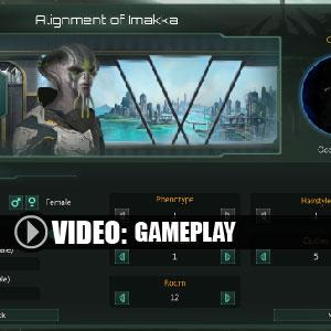Stellaris Humanoids Species Pack Gameplay Video