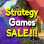 Best deals for the top 10 strategy games (PC, PS4, Xbox One)