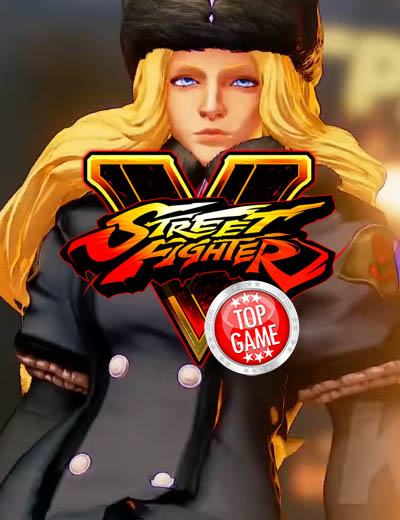 The Reveal Of New Street Fighter 5 Character Kolin