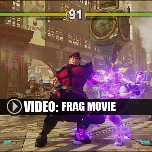 Street Fighter 5 Frag Movie