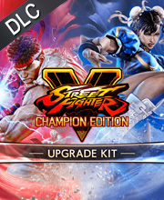 Street Fighter 5 Champion Edition Upgrade Kit