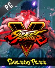Street Fighter 5 Season Pass