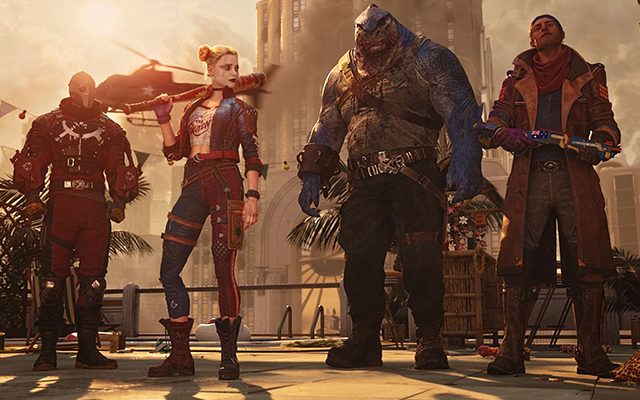 Suicide Squad: Kill the Justice League characters