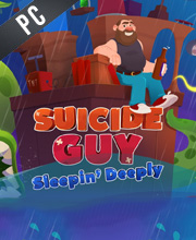 Suicide Guy Sleepin' Deeply