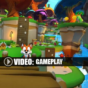Super Luckys Tale Xbox One Gameplay Video