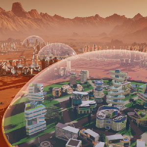 Building a sustainable colony in space