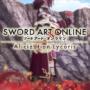 New Sword Art Online Alicization Lycoris Trailer Showcased Customization