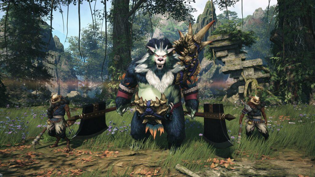 Sword of Legends Online Character