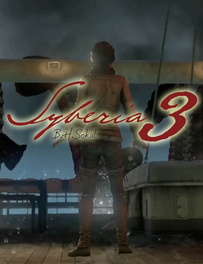 Fans Say Syberia 3 Kate Walker Resembles Tomb Raider's Lara Croft