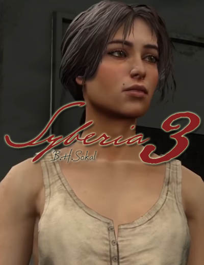 Syberia 3 First Hour of Gameplay: Kate Escapes Asylum