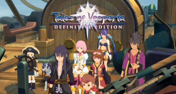 Tales Of Vesperia Definitive Edition Could Easily Pass As A New