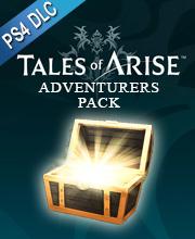 Tales of Arise Adventurer's Pack