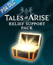Tales of Arise Relief Support Pack