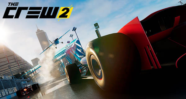 The Crew 2 Rewards Program Banner
