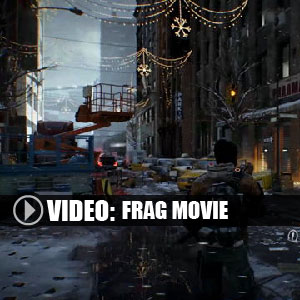 The Division PS4 Frag Movie