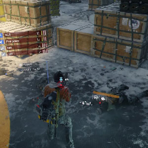 The Division PS4 - Battle